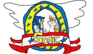 Sonic and Tails Adventures in Chili Dogs, by Lucas Gilbertson